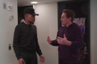 A Dance Party Breaks Out In Chance The Rapper&#8217;s <i>SNL</i> Promo