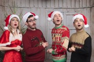 "Charly Bliss – ""All I Want For Christmas Is You"" (Mariah Carey Cover)"