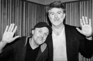 Metallica's Lars Ulrich Interviews LCD Soundsystem's James Murphy