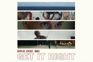"Diplo – ""Get It Right"" (Feat. MØ)"