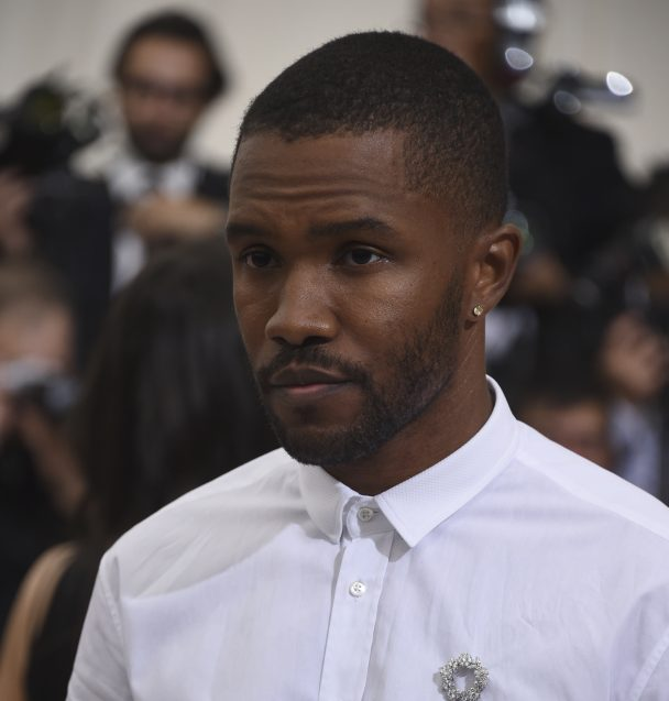 Frank Ocean Shares Inscrutable Note About New Album