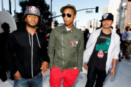 N.E.R.D. Announce <em>No_One Ever Really Dies</em> Release Date