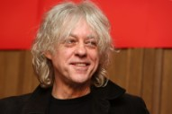 Bob Geldof Handing Back Dublin Award In Protest Of Myanmar Leader