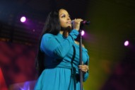 Chrisette Michele Regrets Performing At Trump Inauguration