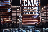 Media Restricted From Gun, Political Questions At CMA Awards