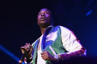 Meek Mill Sentenced To 2-4 Years In Prison For Probation Violation