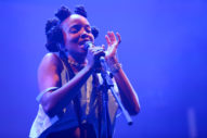 Watch Jamila Woods Cover Rage Against The Machine, Nirvana, & Destiny's Child