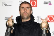 "Liam Gallagher Mocks Noel's Scissors Player: ""I'm Gonna Have Someone Sharpening A Pencil At My Gig"""
