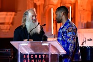 Frank Ocean & Rick Rubin's Big Spotify Awards Appearance Was Pretty Anticlimactic