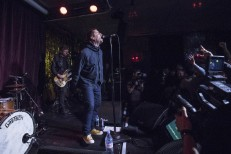 Liam Gallagher Performs A Secret Gig For Absolute Radio