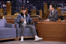 Chance The Rapper and Jimmy Fallon