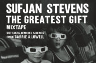 Stream Sufjan Stevens <em>The Greatest Gift</em>