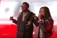 Watch Gucci Mane &#038; Migos Do &#8220;I Get The Bag&#8221; On <em>Kimmel</em>
