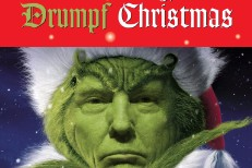 Joe Scarborough - Drumpf Christmas