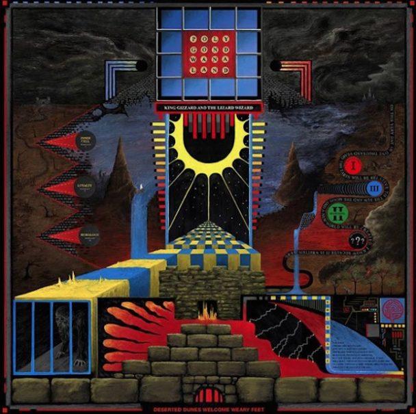 New King Gizzard Amp The Lizard Wizard Album
