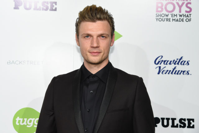 Nick Carter Accused of Raping Dream Singer in 2002