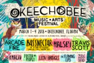 Okeechobee 2018 Lineup Has Arcade Fire, Travis Scott, And Two Bassnectar Sets