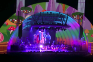 Watch Weird Al, Finn Wolfhard, &#038; John Stamos Perform <em>Willy Wonka &#038; The Chocolate Factory</em>