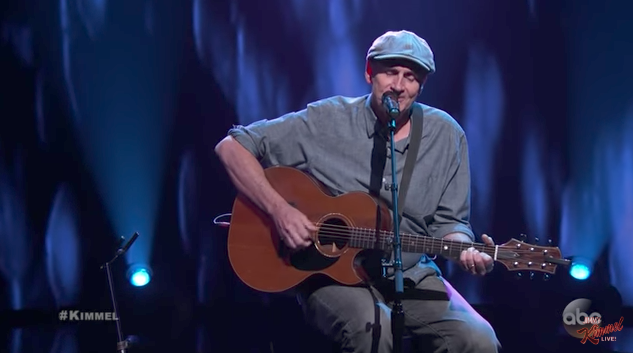 Watch James Taylor Surprise Jimmy Kimmel With