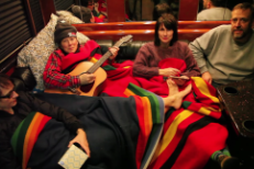 Watch The Breeders, Iron And Wine, & More Perform In Bed For Kids Facing Cancer