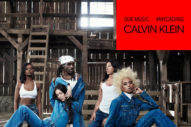 Solange Recruits Kelela, Dev Hynes, & More For Calvin Klein Ads