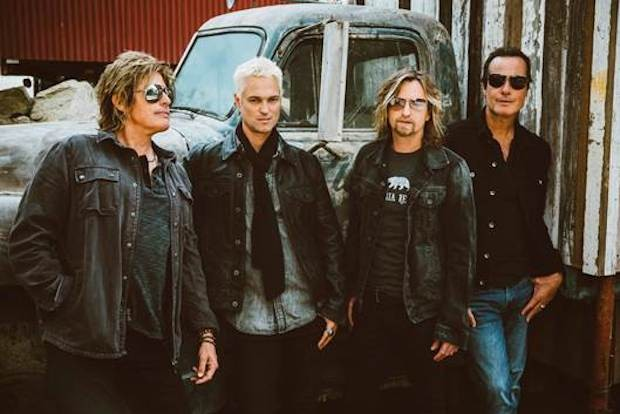 Stone Temple Pilots back with new lead