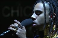Watch Vic Mensa Play <em>Colbert</em> With A String Section