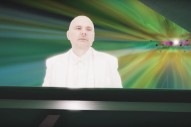 "William Patrick Corgan – ""Aeronaut"" Video"