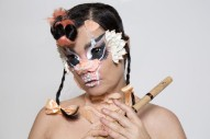 Björk Plans To Release Live Version Of <i>Utopia</i> With More Flutes