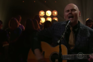 Watch Billy Corgan Perform &#8220;The Spaniards&#8221; On <em>Corden</em>