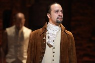 Lin-Manuel Miranda Will Return As <i>Hamilton</i> For Puerto Rico Shows