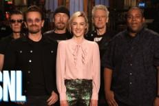 U2 & Saoirse Ronan