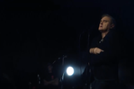 """Watch Morrissey Perform """"I Started Something I Couldn't Finish"""" Live For The First Time Ever"""