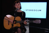 Watch Strawberry Runners' Acoustic Solo Stereogum Session