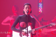 Watch St. Vincent Perform &#8220;Los Ageless&#8221; On <em>Ellen</em>