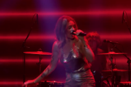 Watch Tove Lo Perform &#8220;Disco Tits&#8221; On <em>Fallon</em>