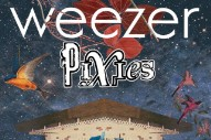 Pixies & Weezer Announce Co-Headlining Tour