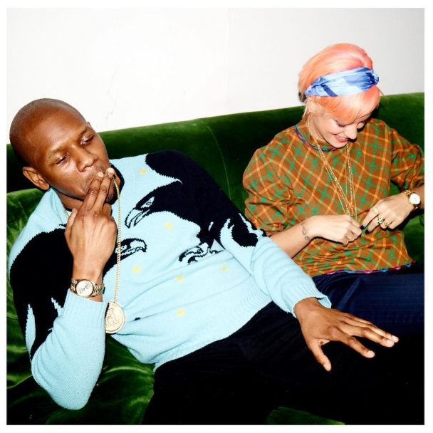 """Lily Allen – """"Trigger Bang"""" (Feat. Giggs)"""