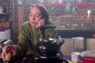 "Anna Burch – ""Tea-Soaked Letter"" Video"