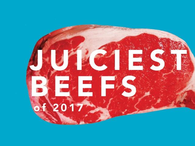 The 11 Juiciest Music Beefs Of 2017 - Stereogum