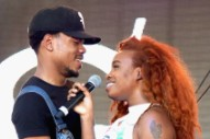 """Watch SZA & Chance The Rapper Perform """"Child's Play"""" Together In New York"""