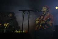 Animal Collective Unleash Their Inner Children At <em>Sung Tongs</em> Show In Queens