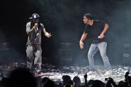 Watch Drake Join Lil Wayne At Miami's Art Basel
