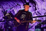 Livestream Neil Young's Online Archive Launch Concert