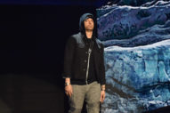 Eminem Becomes The First Artist With 8 Consecutive #1 Debuts