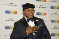LL Cool J Becomes The First Rapper To Receive Kennedy Center Honor