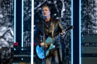 BBC Drops Josh Homme From Children&#8217;s Show <i>Bedtime Stories</i> For Kicking Photographer