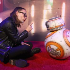 Thom Yorke Is Friends With BB-8 Now