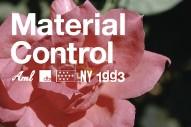 Stream Glassjaw <em>Material Control</em>