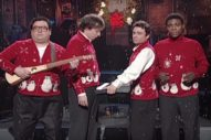 Watch Colleen Green &#038; Horatio Sanz Play <em>SNL</em>&#8217;s &#8220;I Wish It Was Christmas Today&#8221;